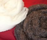 Close up Wool Scarves