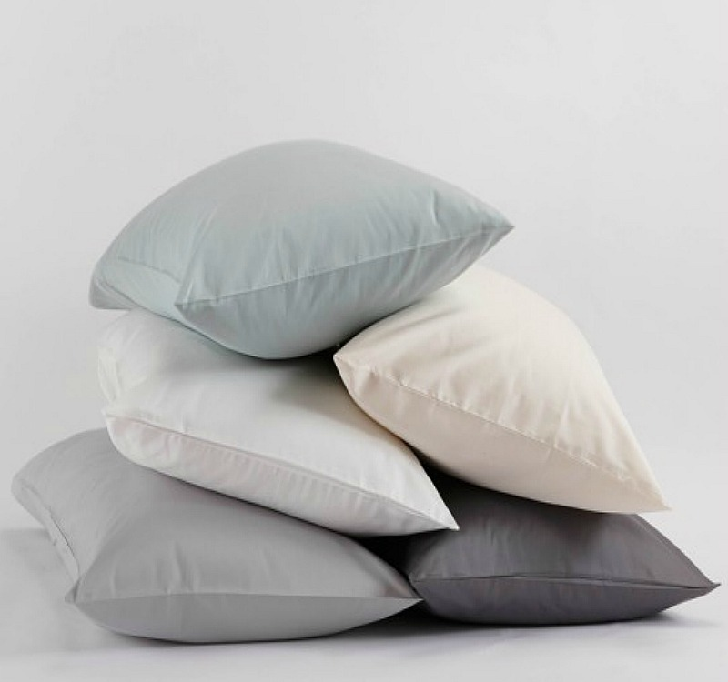 Organic Cotton Pillow Cases: Soft & Silky GOTS Certified
