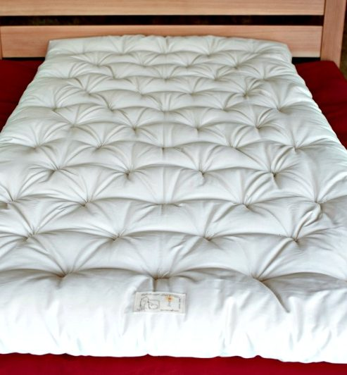 Travel Bed without Cover