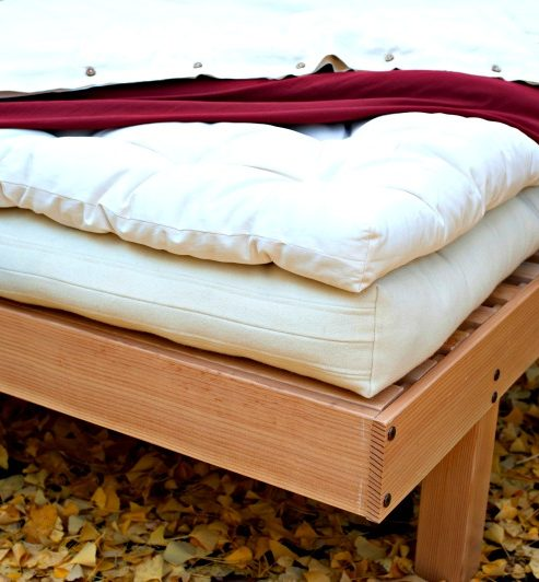Wool Bed layers