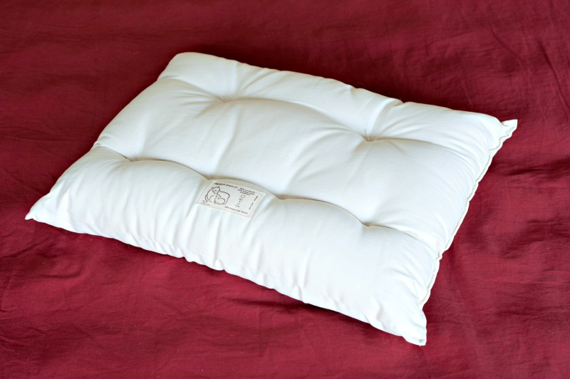 Wool Contour Sleep Pillows Eliminate That Crick In Your