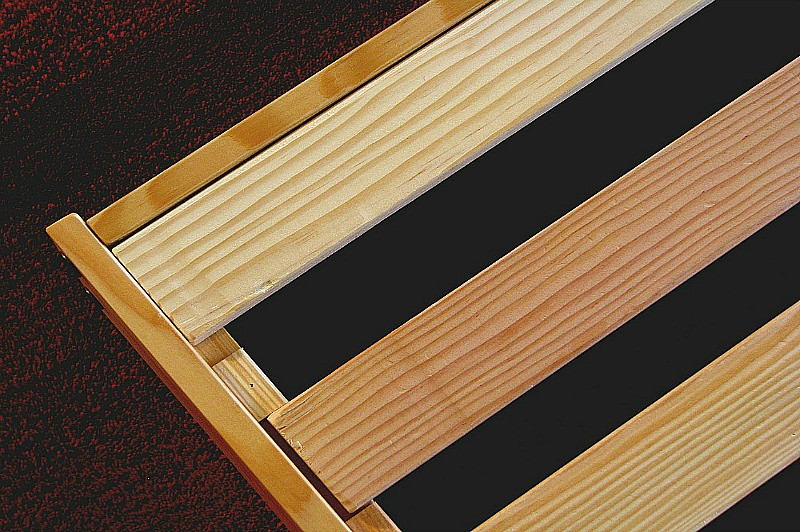 Solid Wood Slats for Bed Frames | Sustainably Harvested in USA
