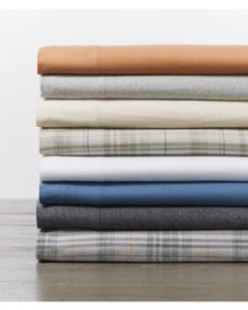 Coyuchi Organic Cotton Flannel Sheets