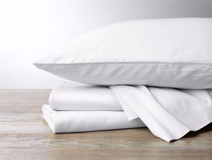 Coyuchi Organic Cotton Flat Sheets