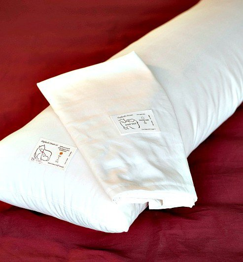 body pillow with cover