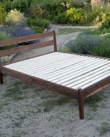 Century Wood Bed Frame