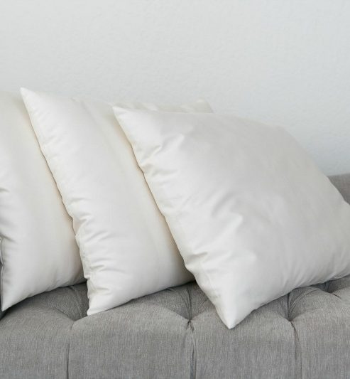 Certified GOTS Organic Wool Pillow