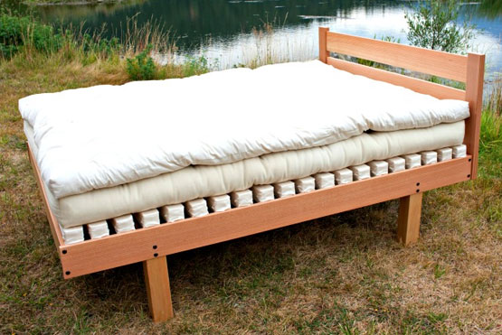 Chemical-free Mattress