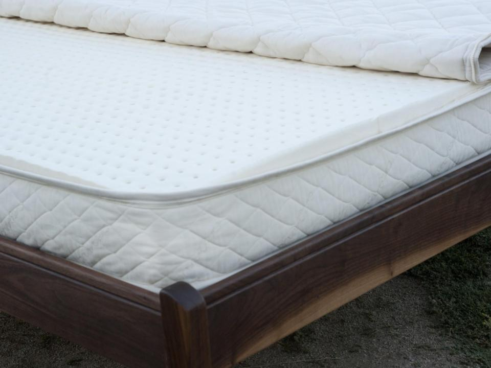 latex mattress, natural mattress, non-toxic mattress