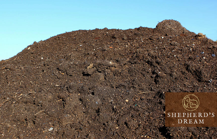 Climate Beneficial Wool (Part I): Composting – An Important Strategy for Managing Carbon on a Farm