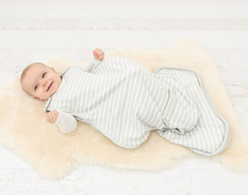 wool baby sleep sack