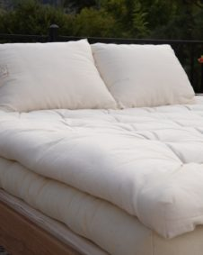 Wool-Mattress Toppers