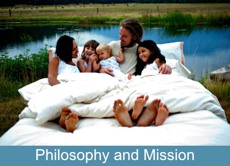 Philosophy and Mission Button